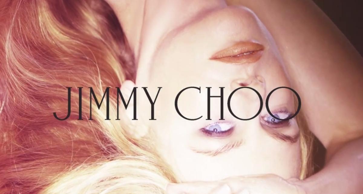 Николь Кидман в рекламной кампании Jimmy Choo