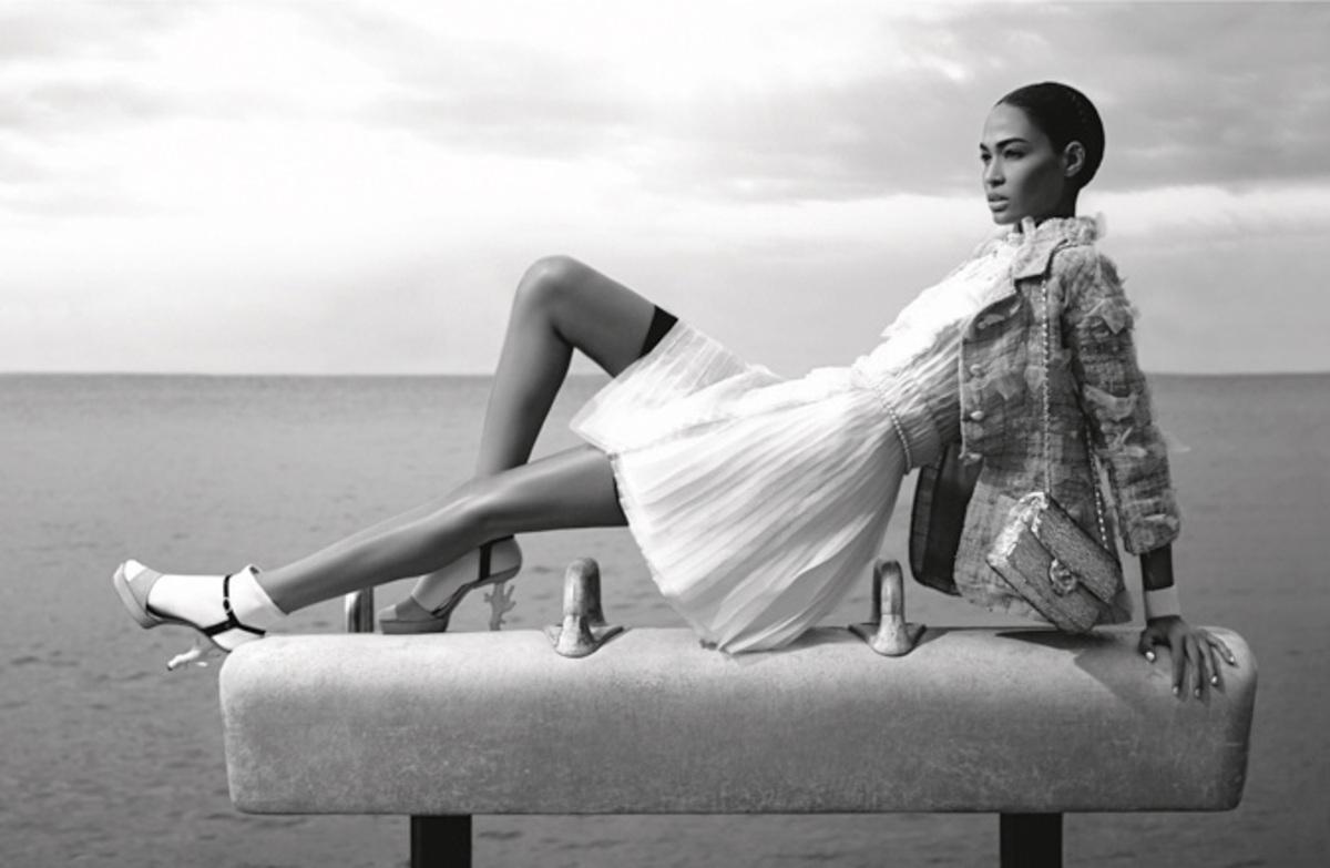 Рекламная кампания Chanel. Весна / лето 2012