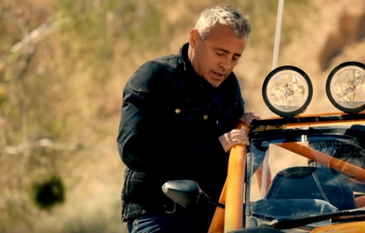 Видео: Мэтт ЛеБлан в трейлере нового Top Gear