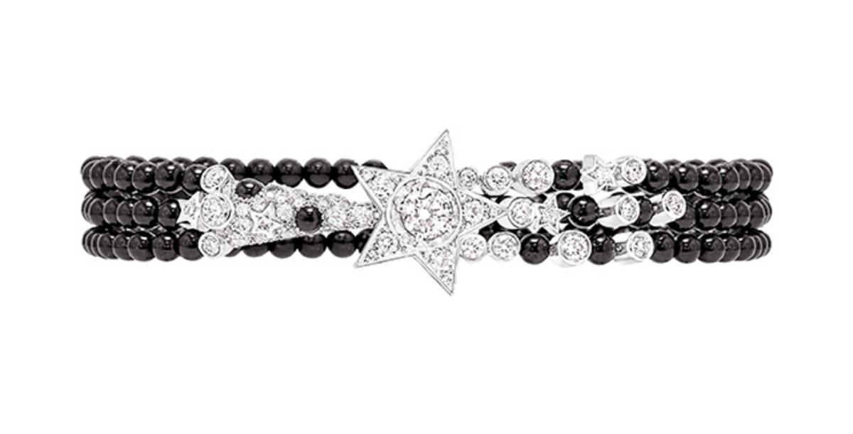 Праздничная коллекция украшений Les Comètes de Chanel 2014