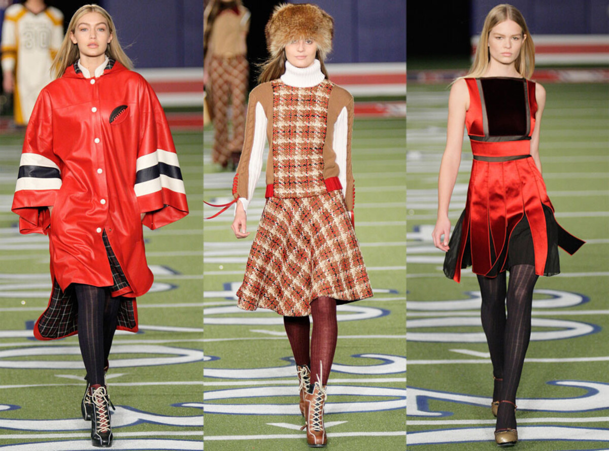 Модные тренды женской одежды осень-зима 2015-2016