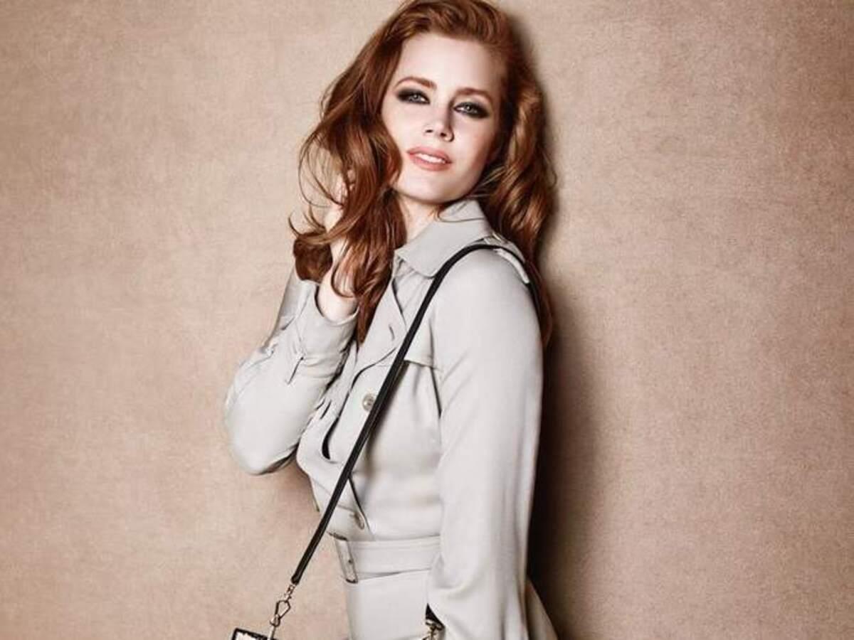 Эми Адамс в рекламной кампании аксессуаров Max Mara. Весна 2015
