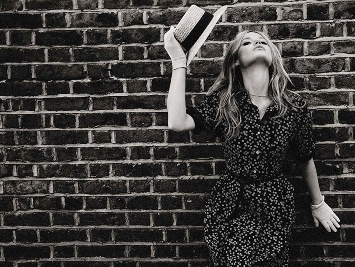 Джорджия Мэй Джаггер в журнале Vogue Италия. Апрель 2015