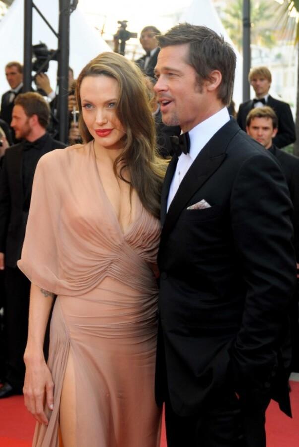 Джоли и Питт запускают линию одежды для детей?