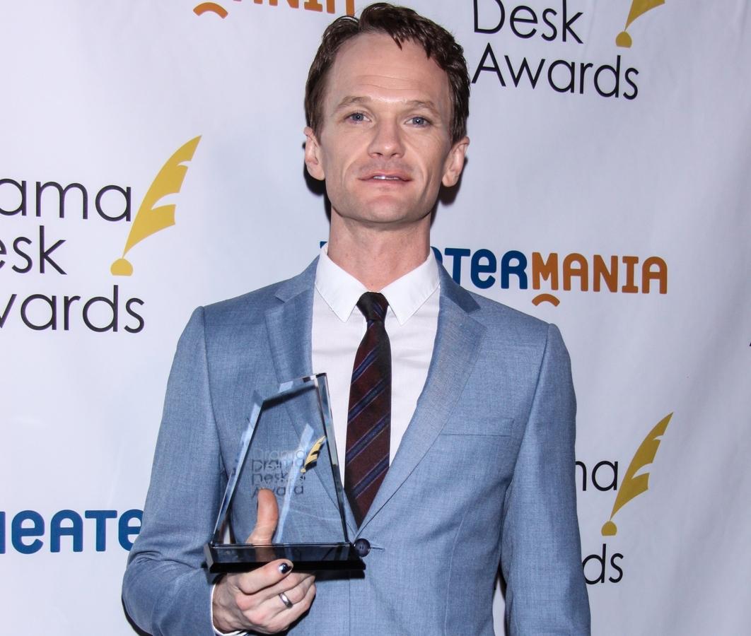 Звезды на Drama Desk Awards