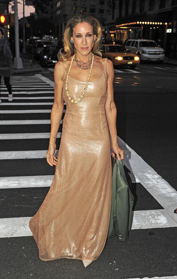 Сара Джессика Паркер на New York City Ballet 2010