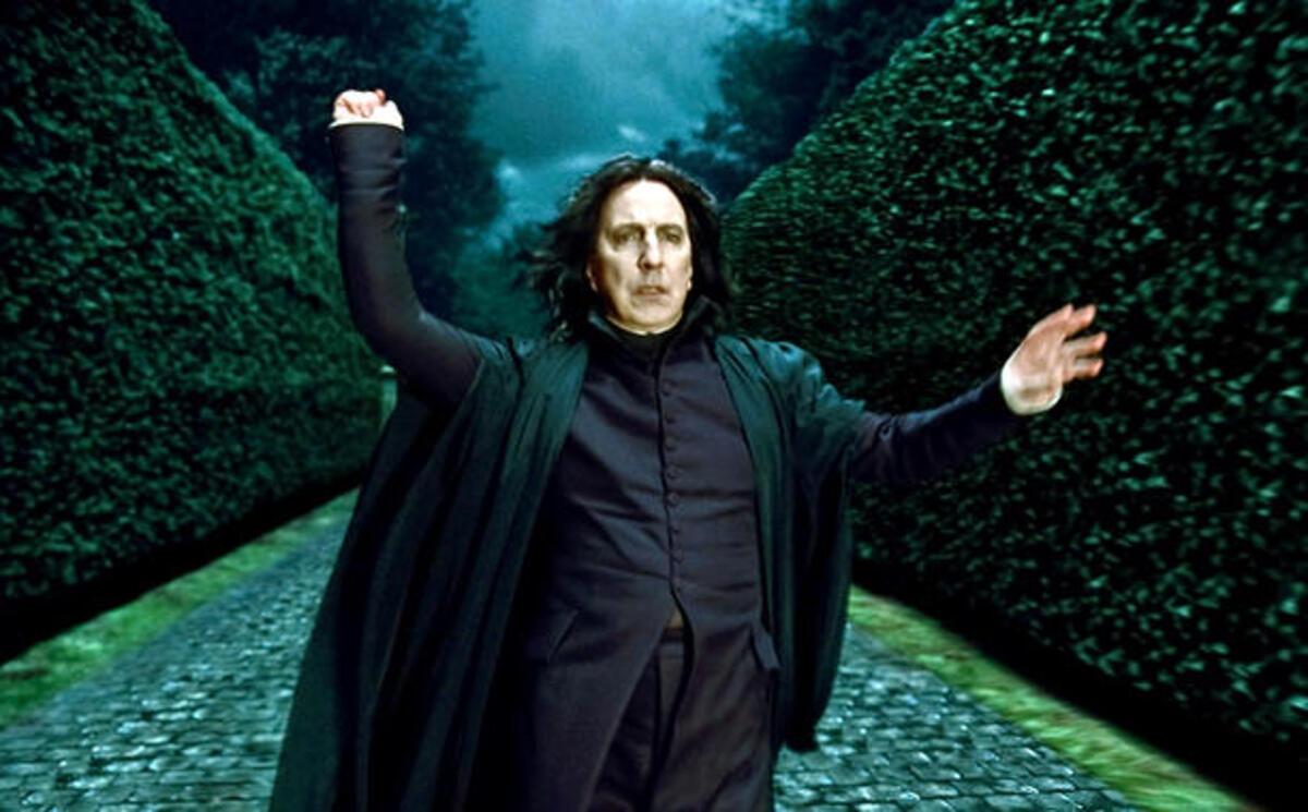 Эдди Редмэйн назвал любимую книгу о Гарри Поттере