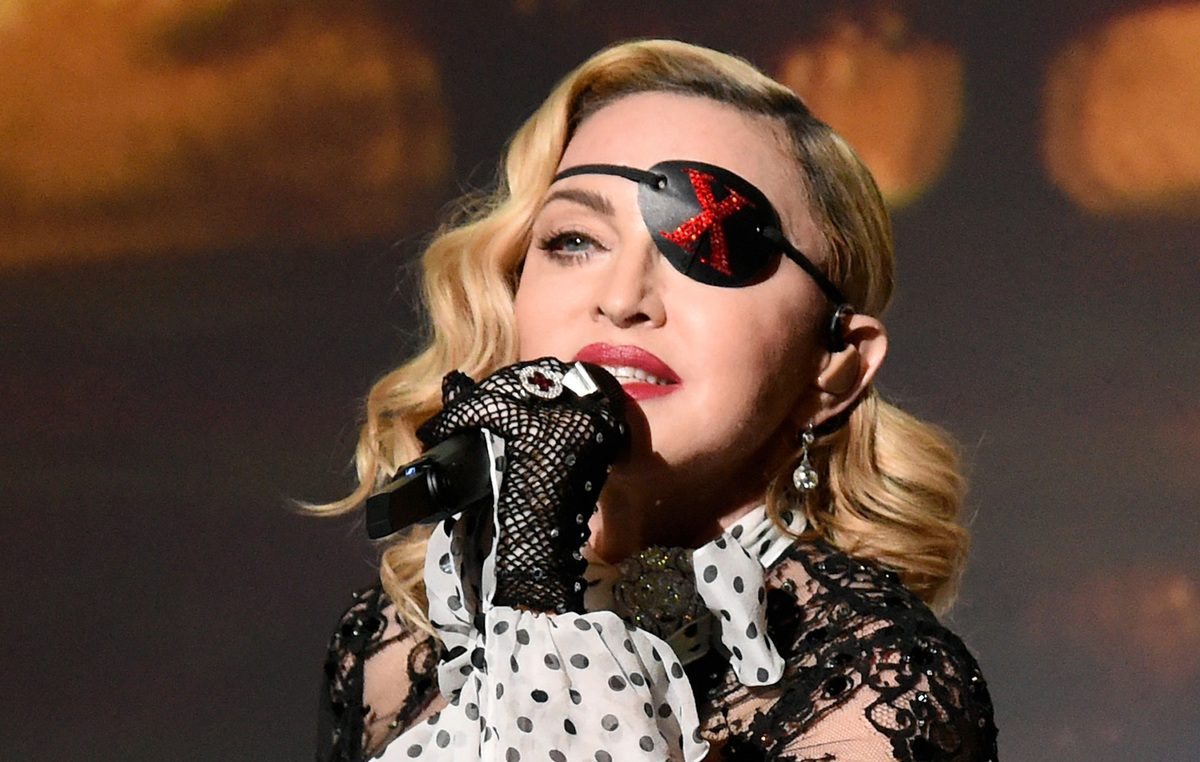 Мадонна исполнит две песни в финале Евровидения 2019