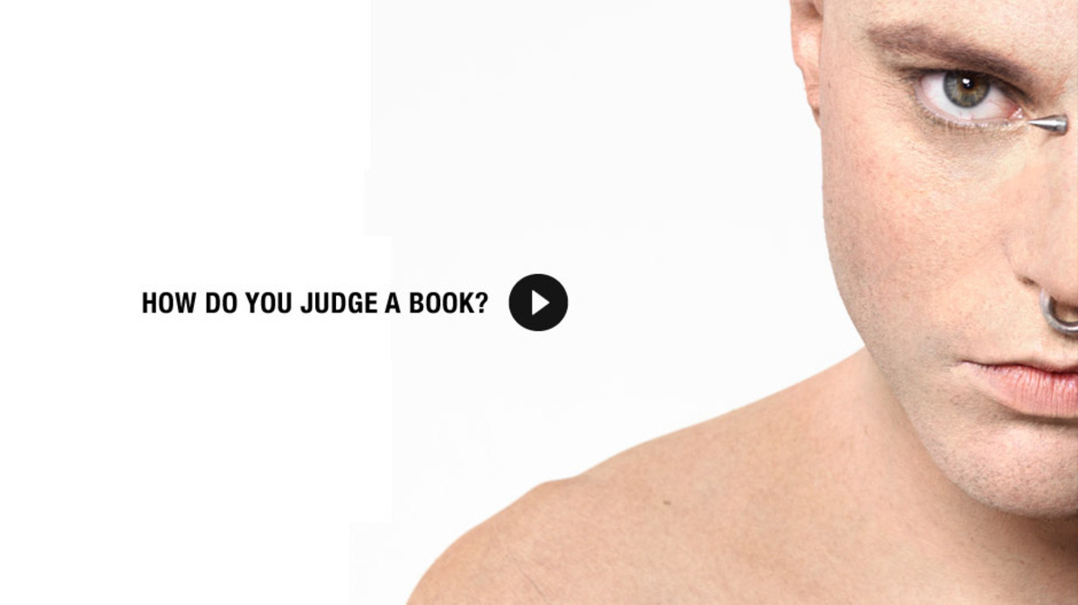 Zombie Boy в рекламе Dermablend Professional