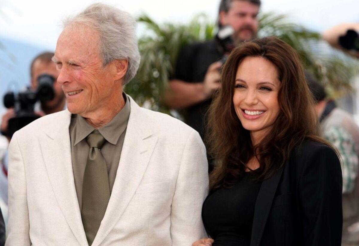 """Клинт Иствуд: """"Из Джоли получится отличный режиссер"""""""
