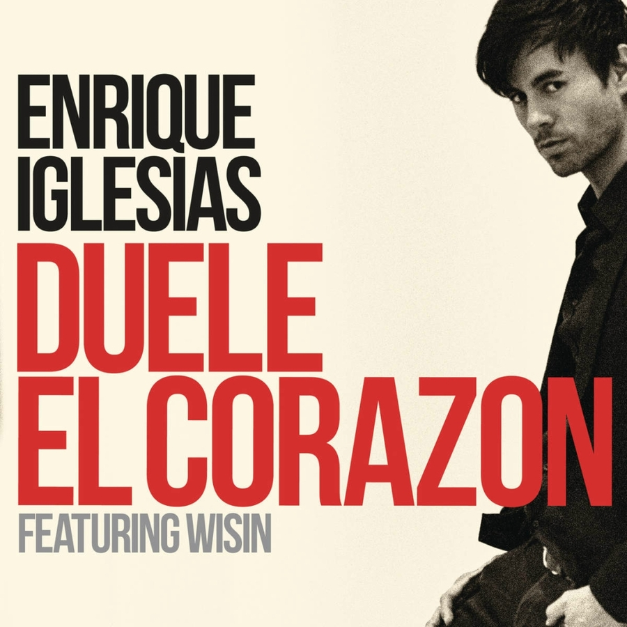 Энрике Иглесиас представил новый сингл Duele el Corazon