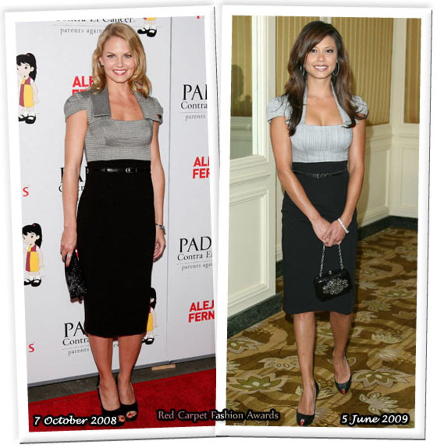 Fashion battle: Дженнифер Моррисон и Ванеса Миннилло