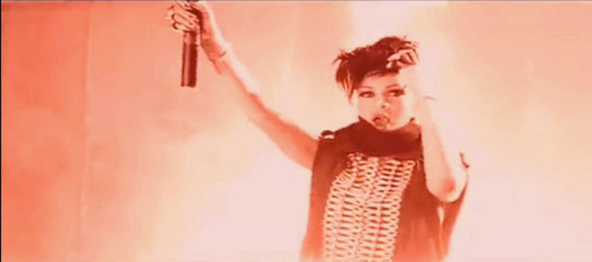 Видео: съемки клипа Рианны Rockstar 101