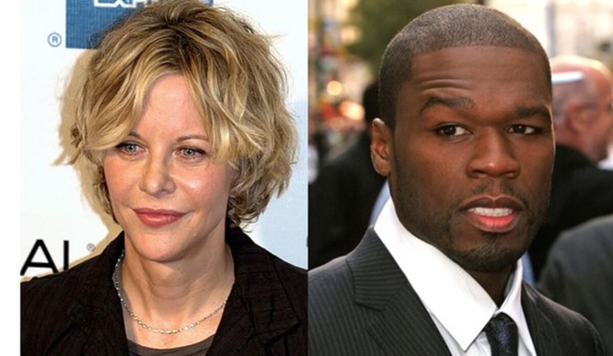 Мег Райн и 50 Cent искупят свои грехи