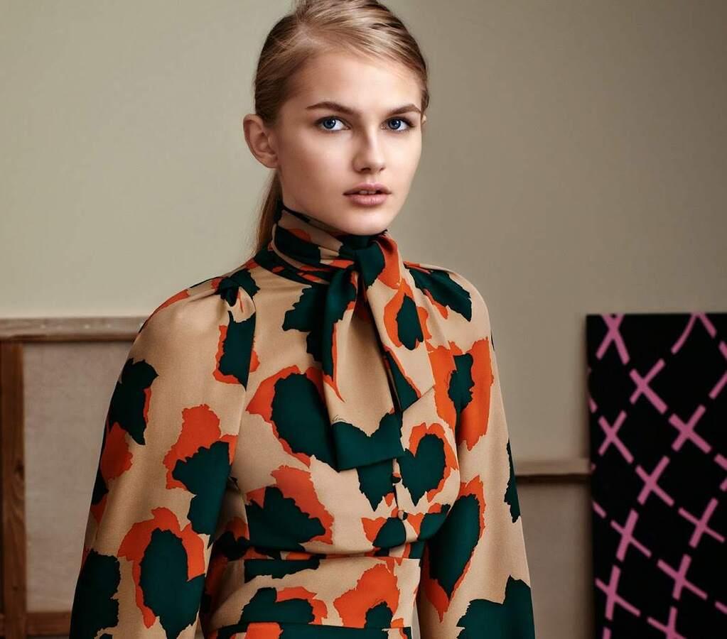 Новая коллекция Gucci Pre-Fall 2015