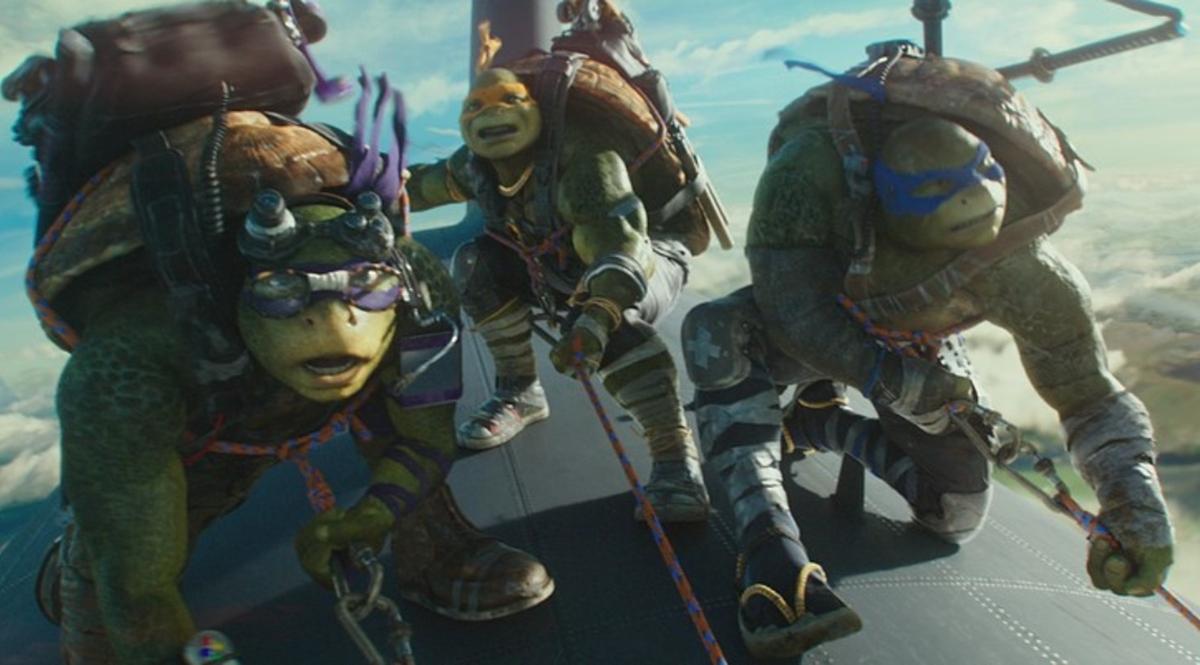«Черепашки-ниндзя 2» и еще четыре фильма, которые стоит посмотреть на этой неделе