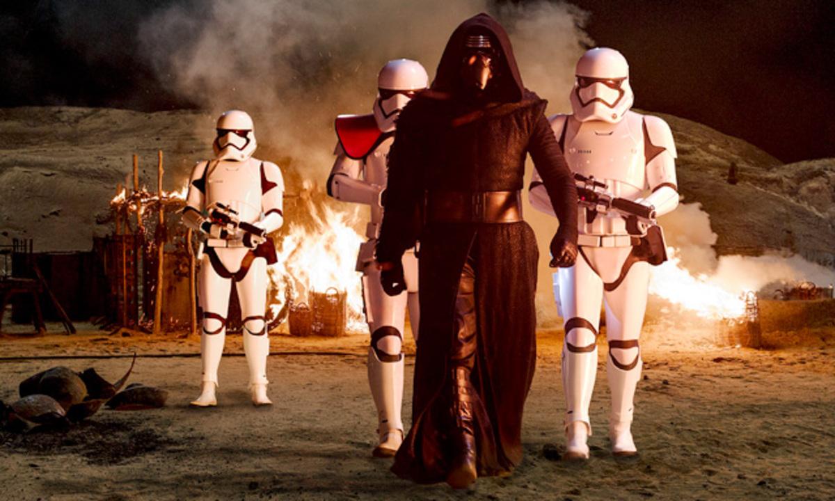 Новые «Звездные войны» заработали 1,5 миллиарда долларов за 19 дней