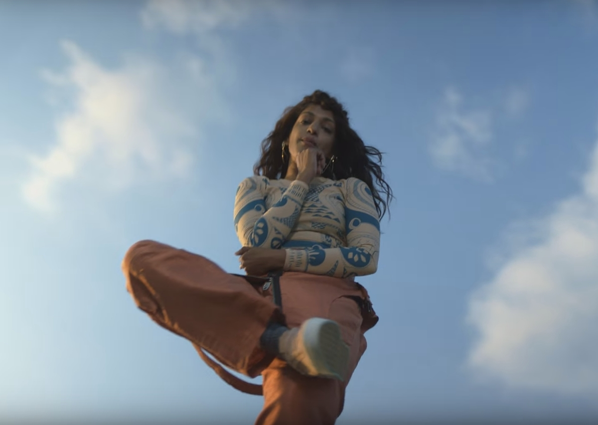 Певица M.I.A. записала новый клип для H&M