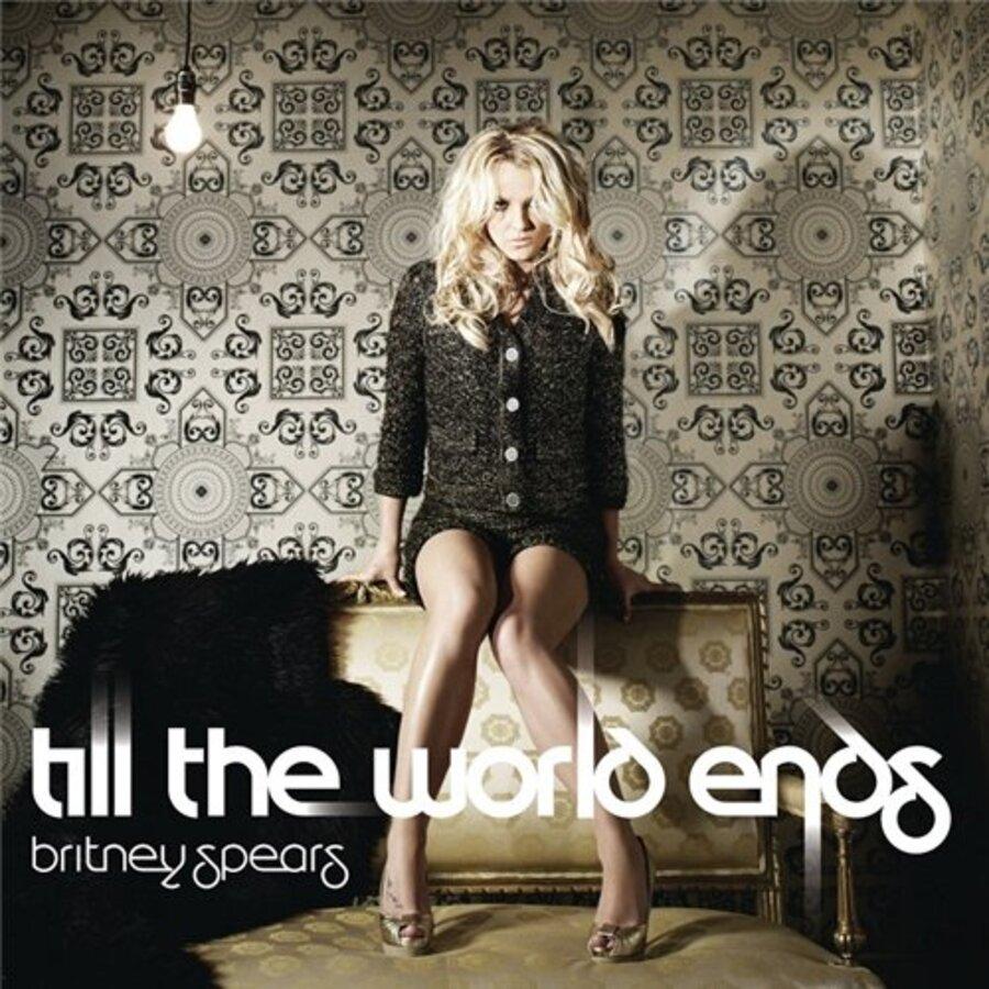 Новый клип Бритни Спирс - Till The World Ends