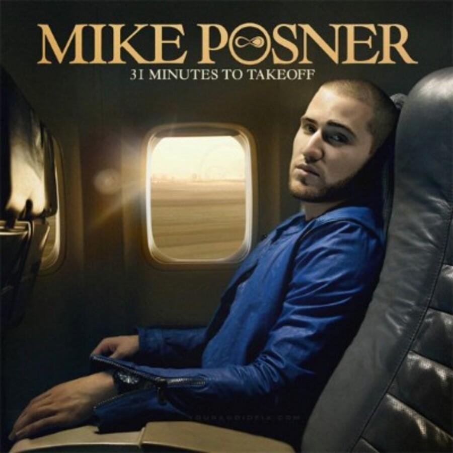 Клип Mike Posner - Please Don't Go