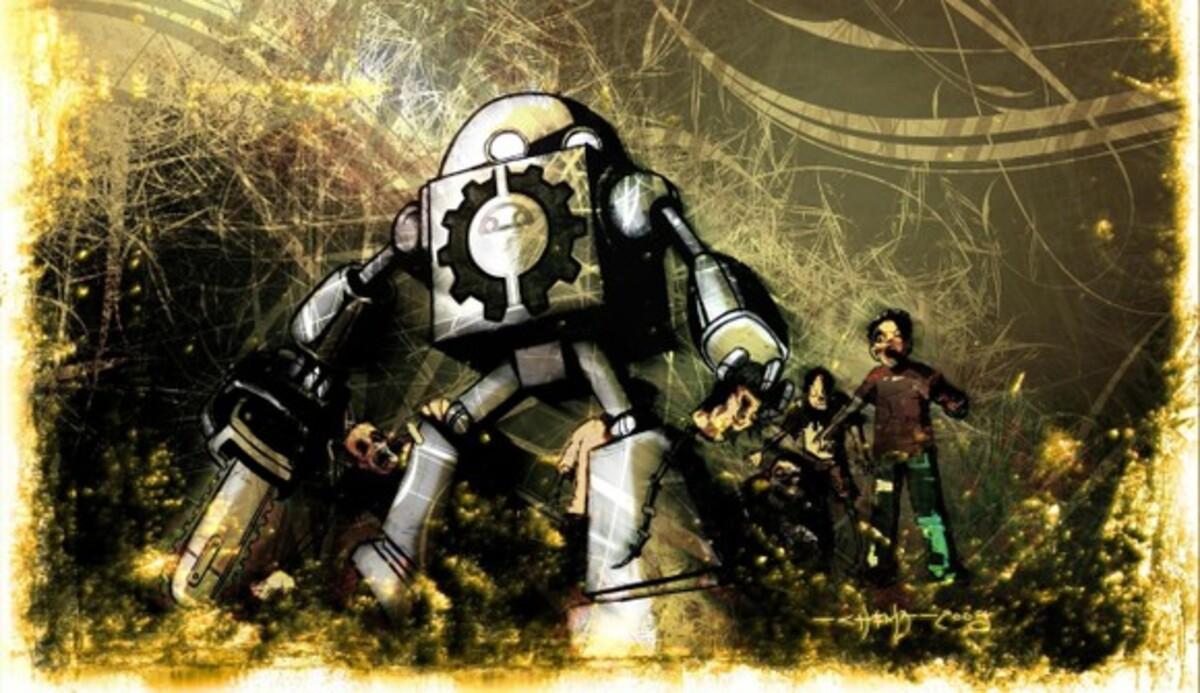 """Sony Pictures приобрела права на экранизацию """"Зомби против роботов"""""""