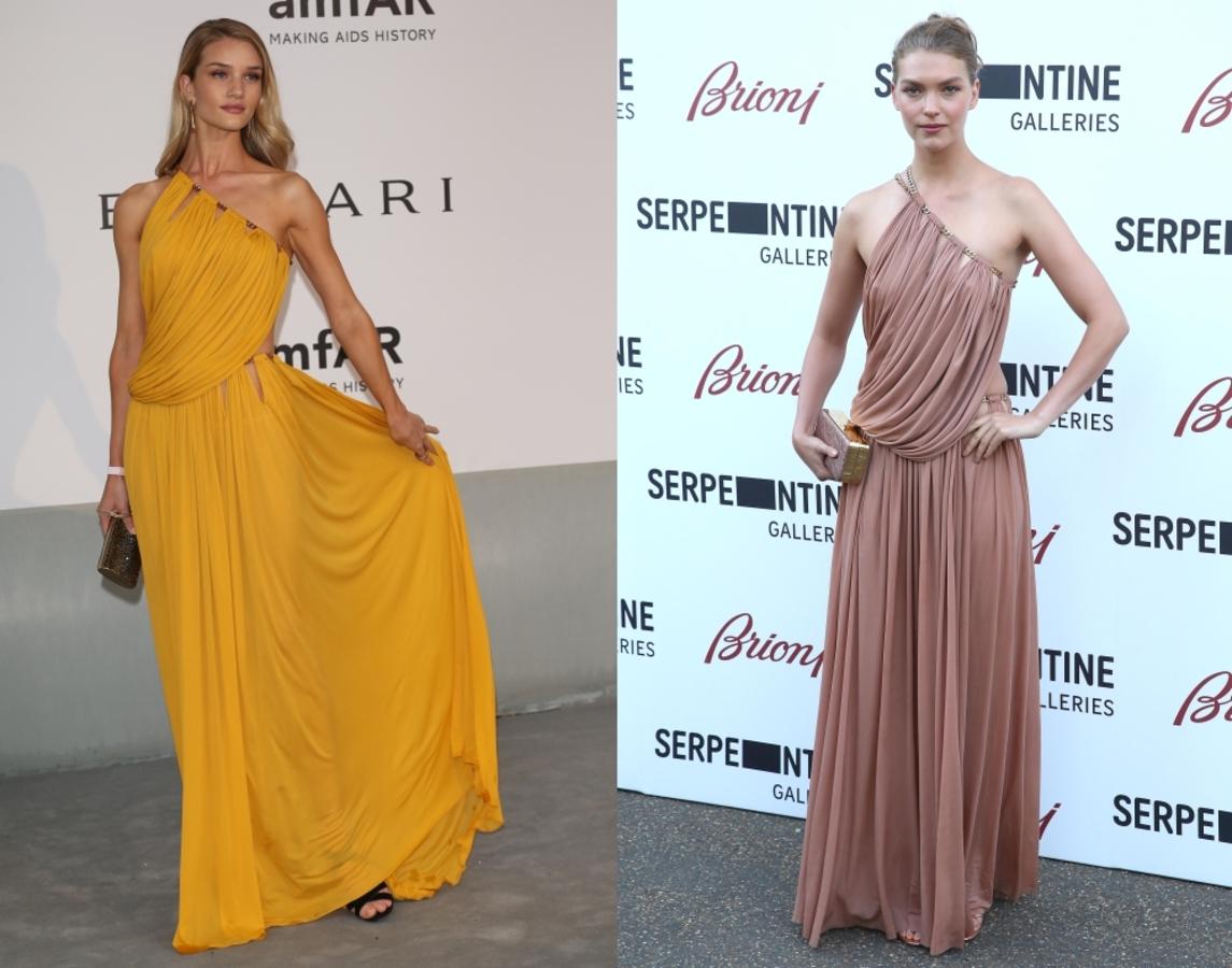 Fashion battle: Роузи Хантингтон-Уайтли и Аризона Мьюз