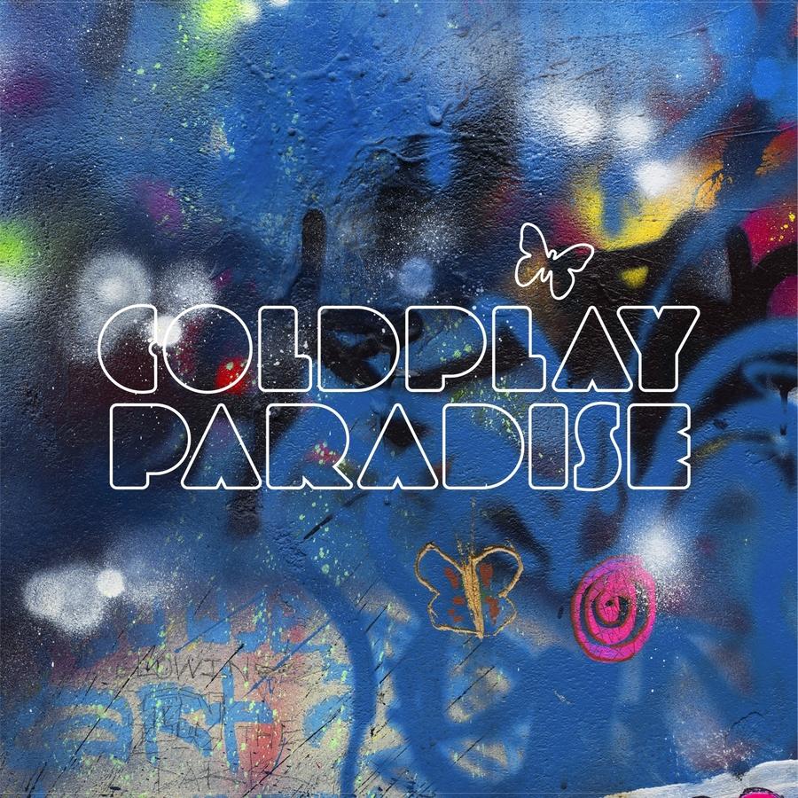 """Новый клип группы Coldplay - """"Paradise"""""""