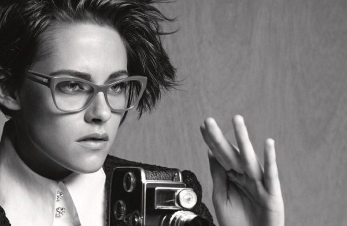 Кристен Стюарт в рекламной кампании Chanel Eyewear: новые кадры