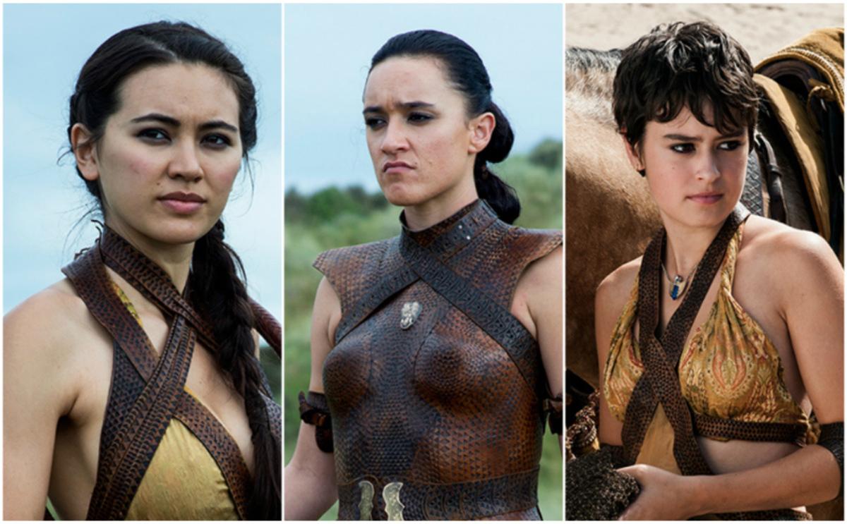 Песчаные змейки вернутся в 6 сезоне «Игры престолов»