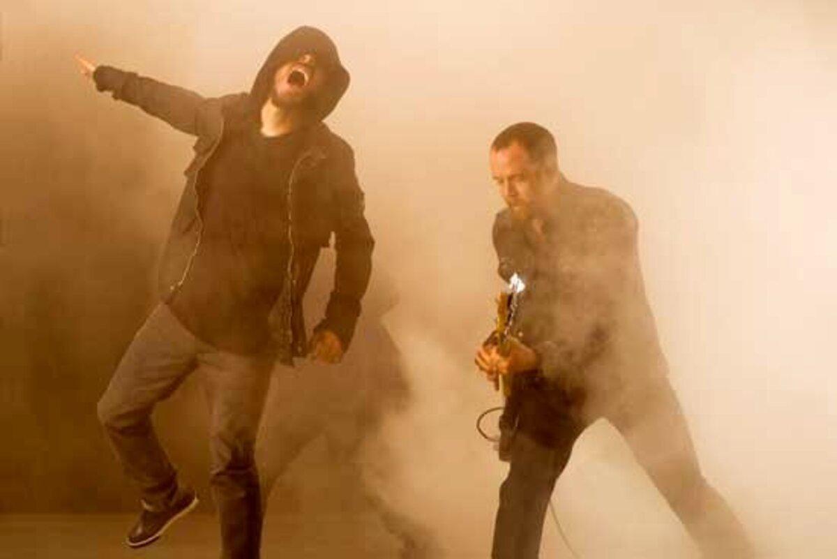 Премьера клипа Linkin Park - The Catalyst