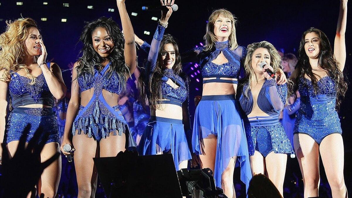 Тейлор Свифт обвинили в попытке раскола группы Fifth Harmony