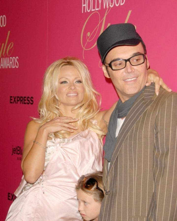 Звезды на Hollywood Style Awards