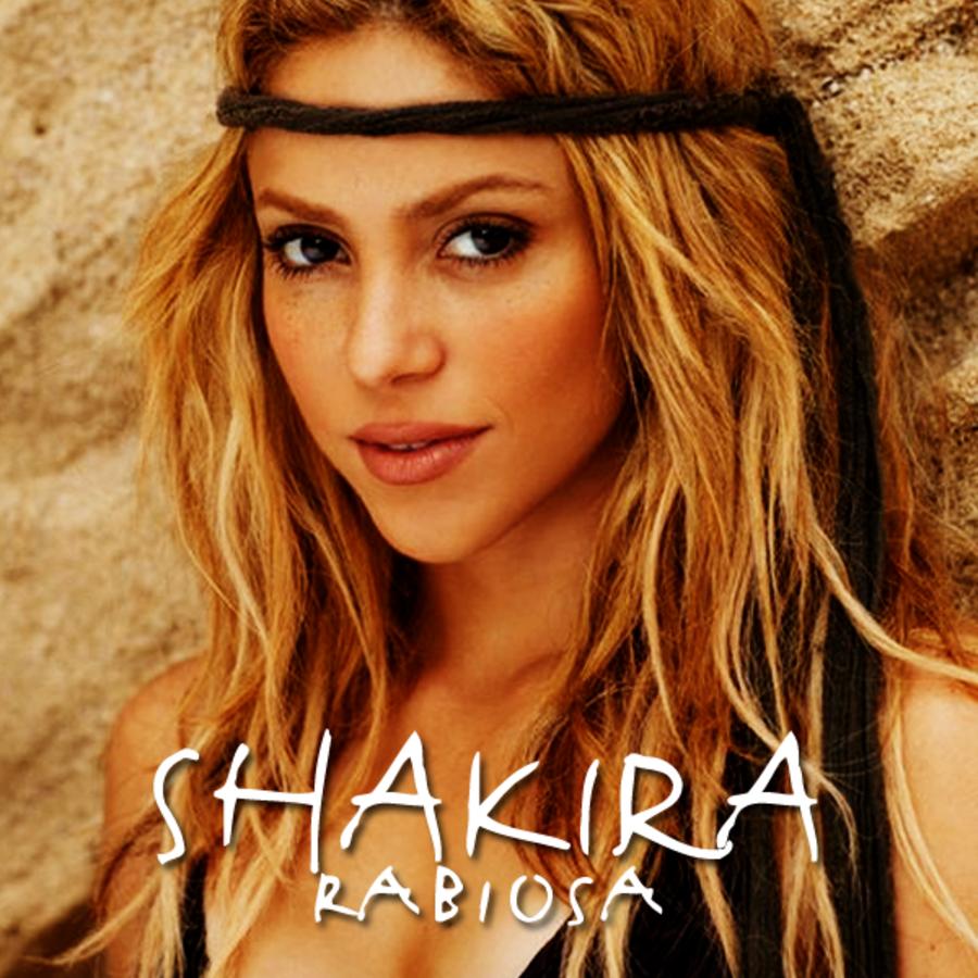 Тизер клипа Шакиры на песню «Rabiosa»