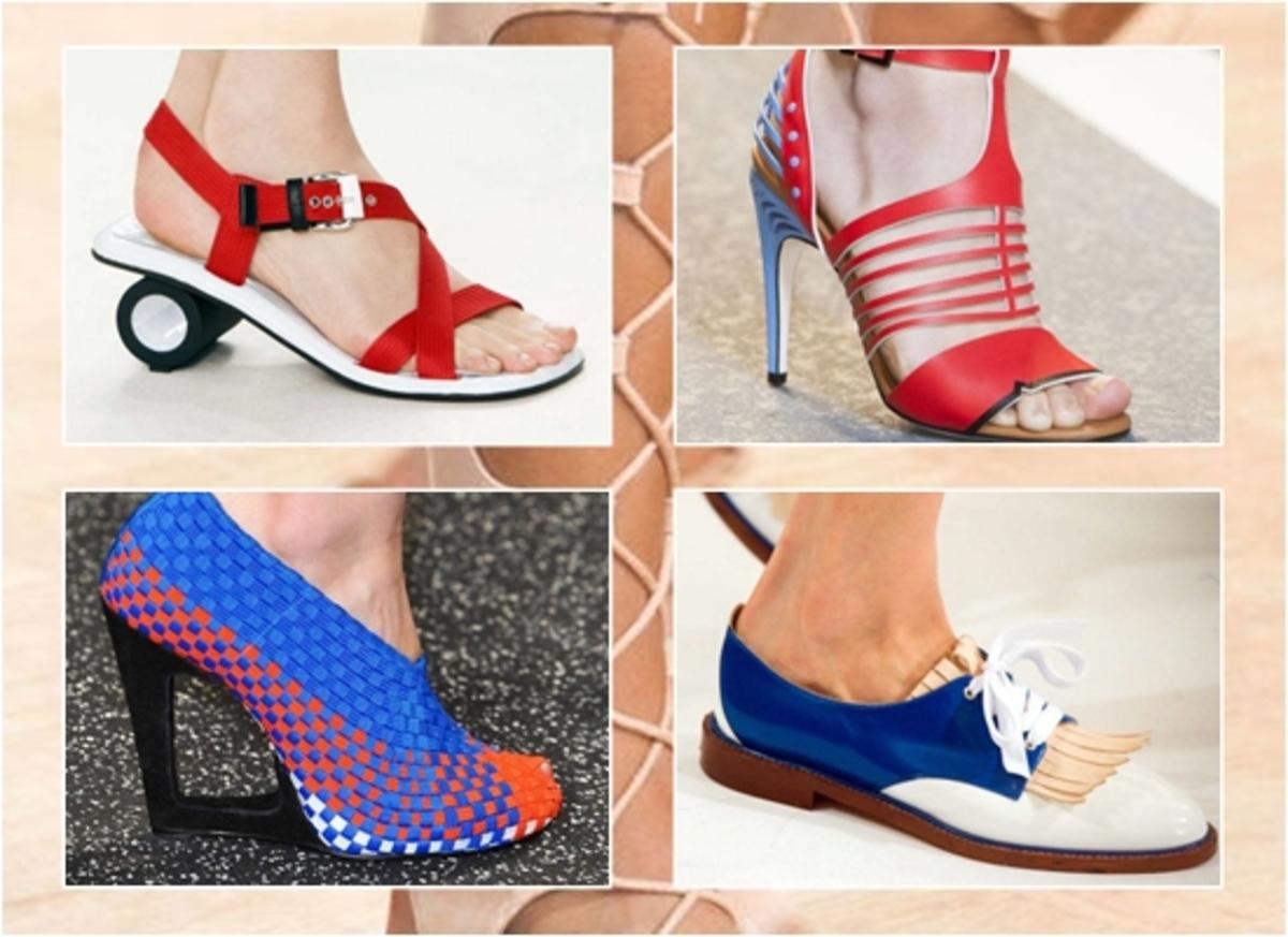Модная женская обувь весна-лето 2015: фото, какие модели будут в моде