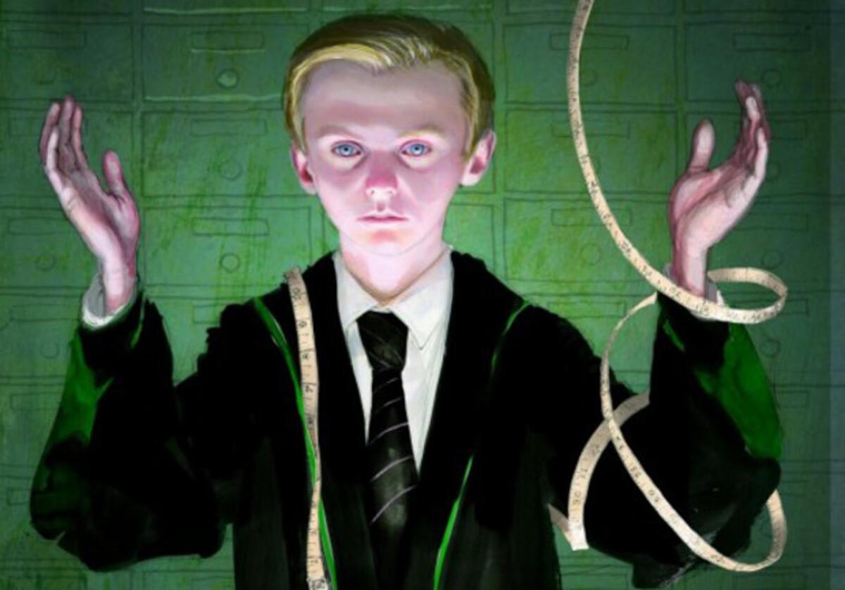 Первый взгляд на готического «Гарри Поттера»