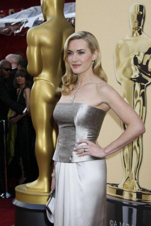 """Кейт Уинслетт самая """"дорогая"""" знаменитость Оскара 2010?"""
