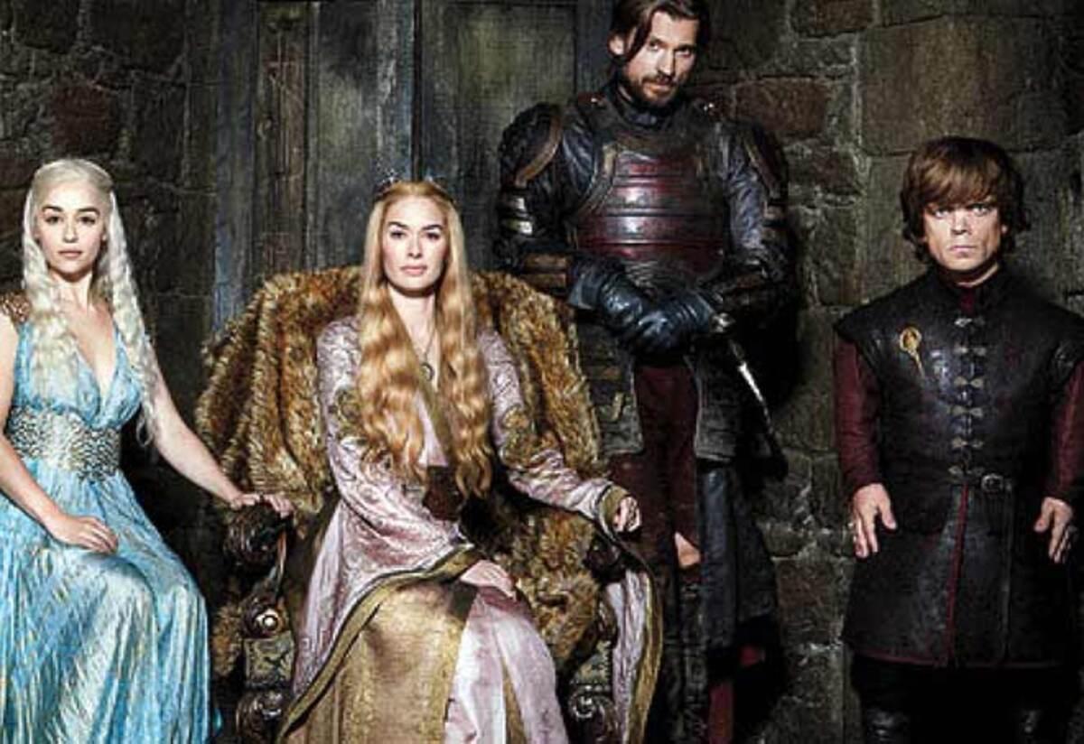 """Четыре серии пятого сезона """"Игры престолов"""" попали в Сеть до премьеры"""