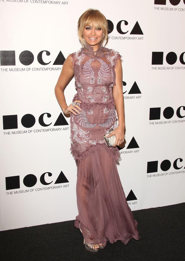 Звезды на церемонии MOCA 2011 в Лос-Анджелесе