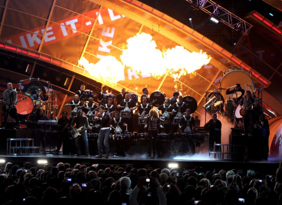 Звезды на Latin Grammy Awards