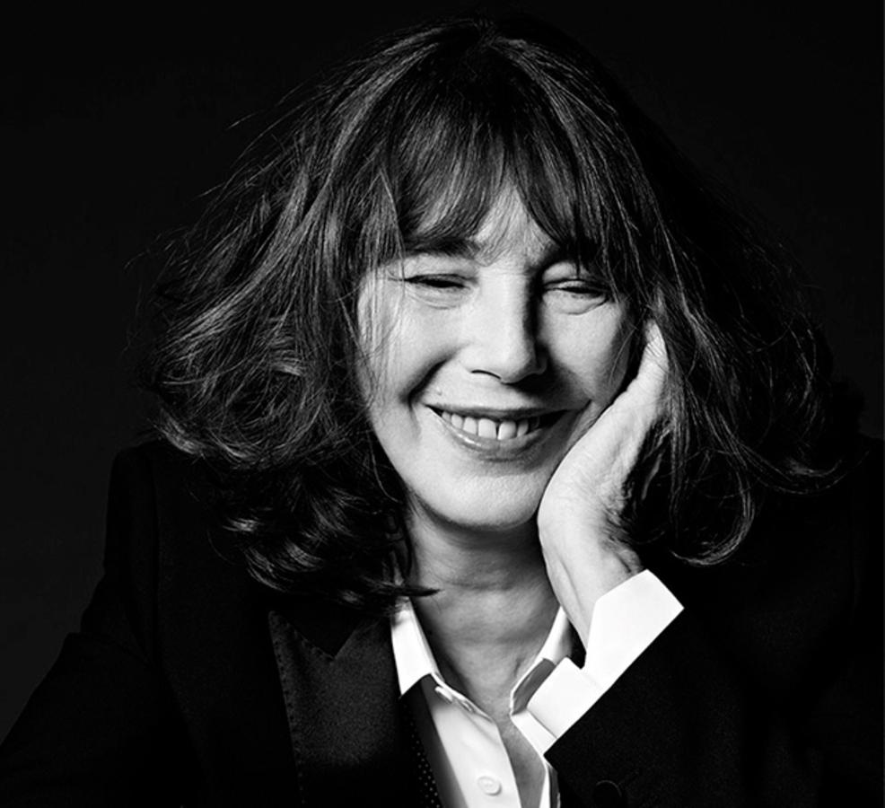 Джейн Биркин стала новым лицом Saint Laurent