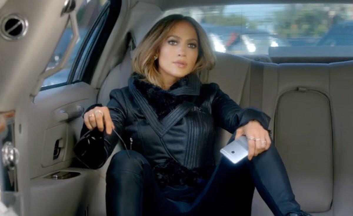 Дженнифер Лопес в интерактивной рекламной кампании Kohl's и American Music Awards