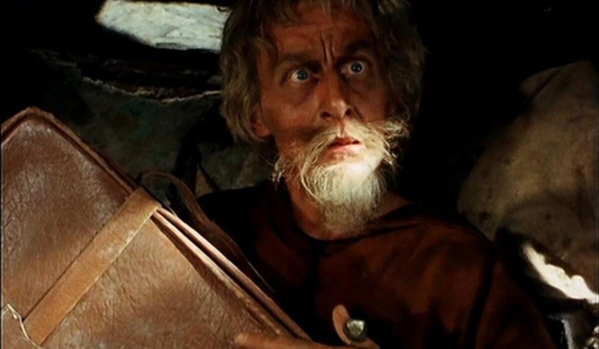 Средневековый волшебник попадет на улицы Лондона