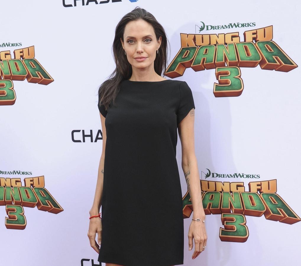 Анджелина Джоли не хочет, чтобы ее  дети становились актерами