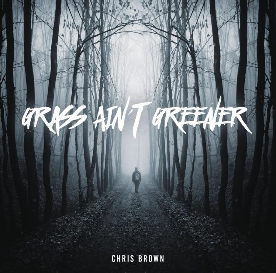 Крис Браун представил новый сингл Grass Ain't Greener