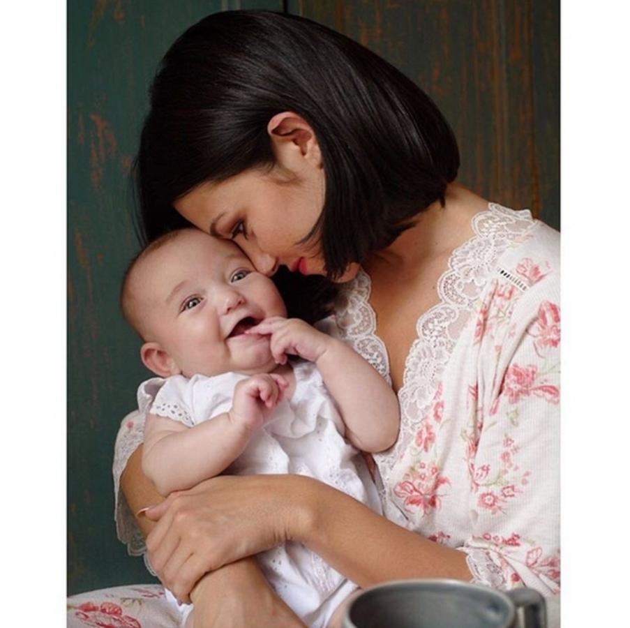 Бывшая девушка Джуда Лоу показала их общую дочь