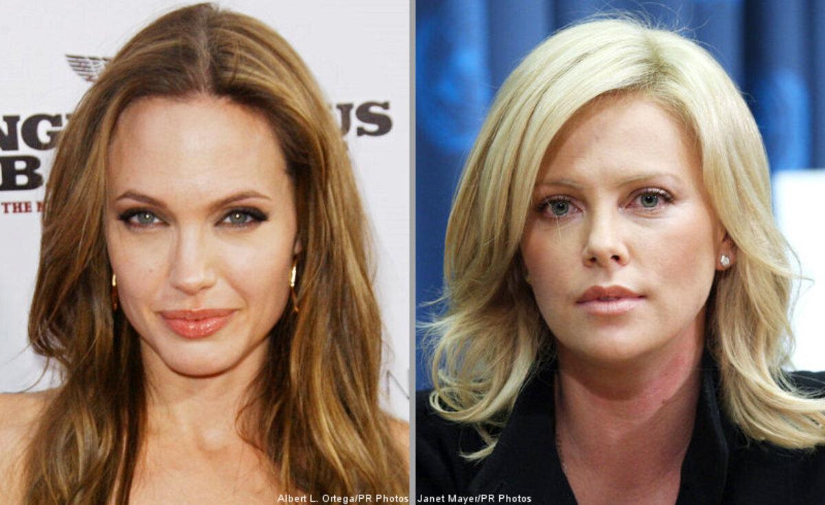 Анджелина Джоли может заменить Шарлиз Терон