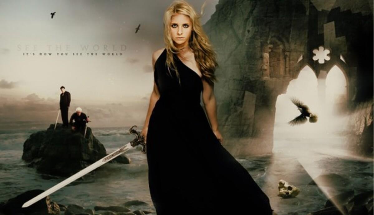 «Баффи - истребительница вампиров» вернется на большой экран