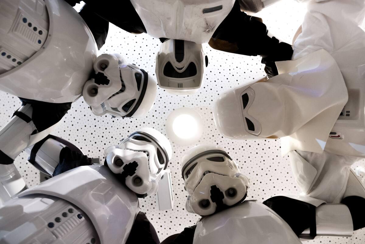 В Диснейленде сделают  новую зону  «Звездных войн»