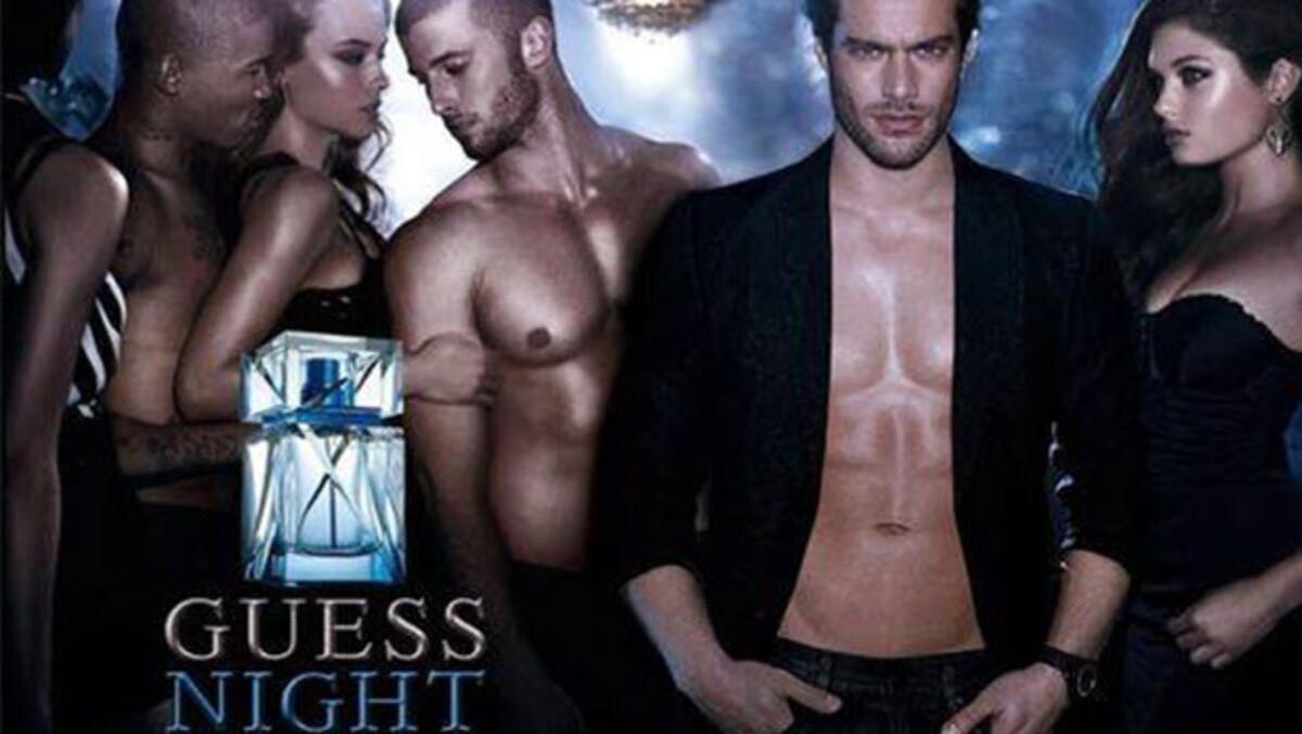 Новый мужской аромат GUESS Night