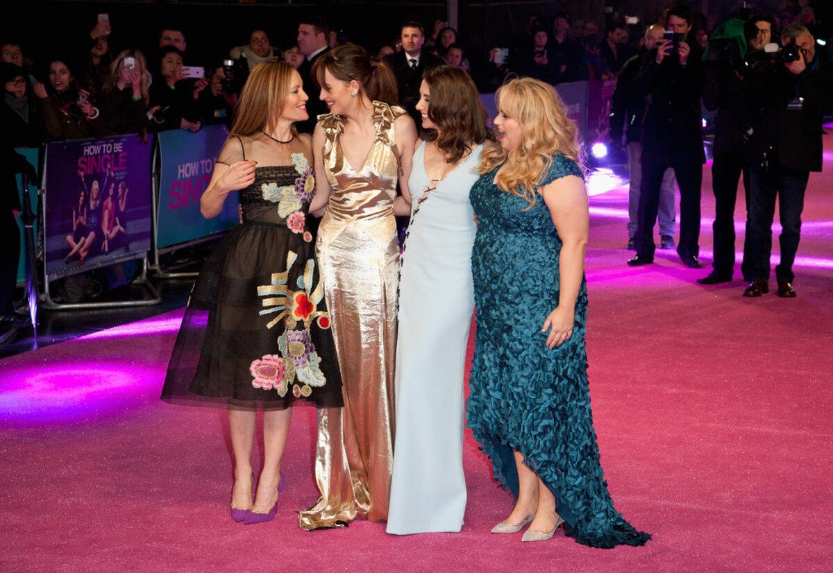 Фото: звезды на премьере «В активном поиске» в Лондоне